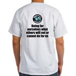 Doing for Ourselves Light T-Shirt