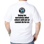 Doing for Ourselves Golf Shirt