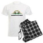 Irish Rainbow Men's Light Pajamas