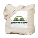 Irish Rainbow Tote Bag