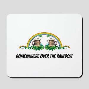 Irish Rainbow Mousepad