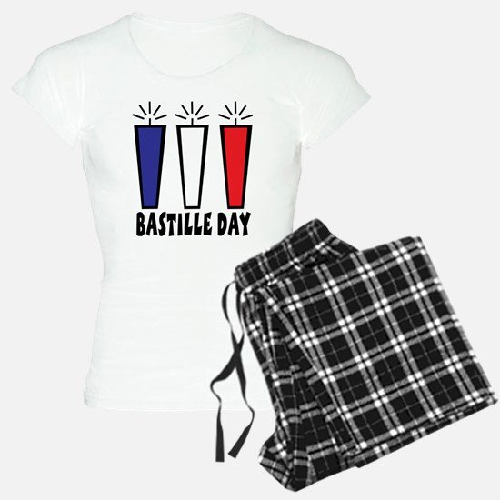 Bastille Day Pajamas