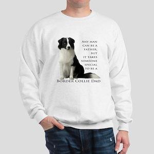 Border Collie Dad Sweatshirt