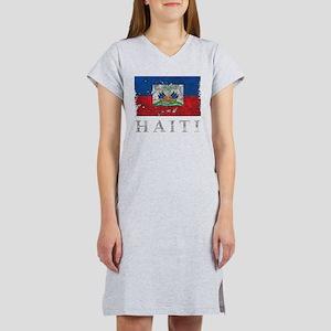 Vintage Haiti Women's Nightshirt