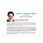 Ayatollah on Islam Postcards (Package of 8)