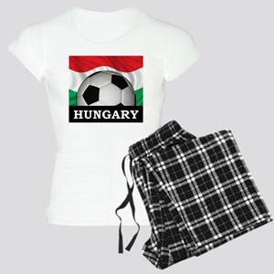 Hungary Football Women's Light Pajamas