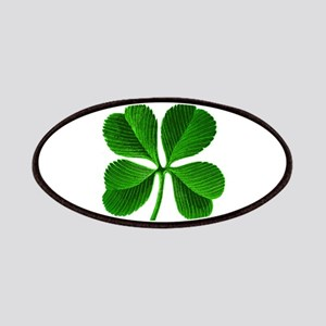 Lucky Charm 4-Leaf Clover Irish Patches