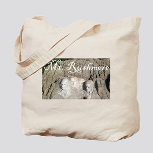 MOUNT RUSHMORE TWO SIDED Tote Bag