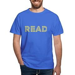 Read Blue T-Shirt