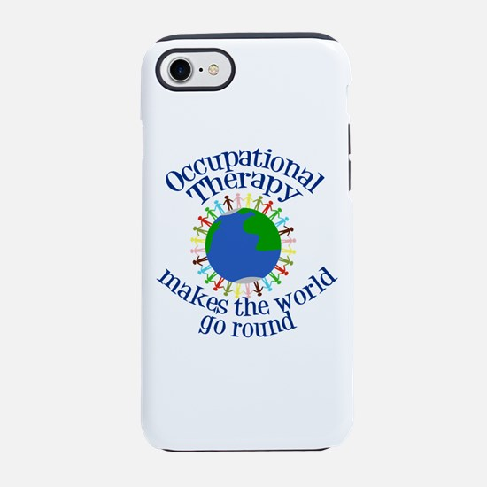 Occupational Therapy World iPhone 7 Tough Case