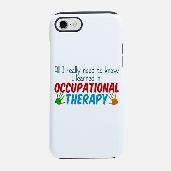 Occupational Therapy iPhone 7 Tough Case