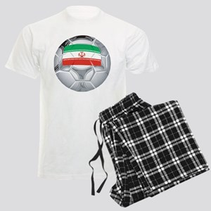 Iran Soccer Men's Light Pajamas