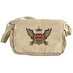 Kenya Emblem Messenger Bag
