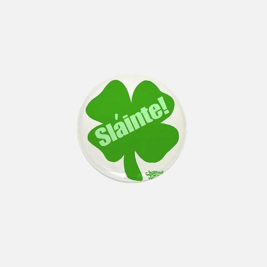 Slainte St. Patrick's Day Mini Button (10 pack)