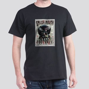 Honey Badger Football Dark T-Shirt