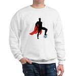 Super Soccer  Sweatshirt