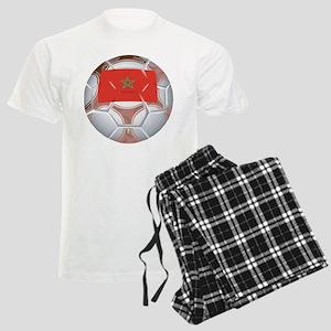 Morocco Soccer Men's Light Pajamas