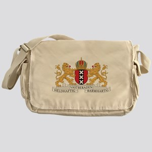 Amsterdam Coat Of Arms Messenger Bag
