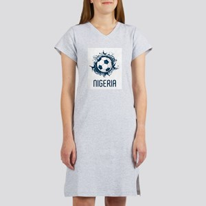 Nigeria Football Women's Nightshirt