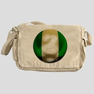 Nigeria World Cup Messenger Bag