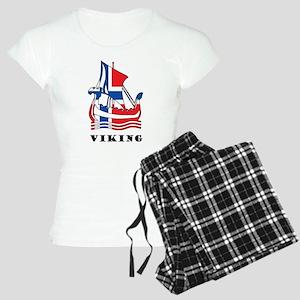 Norway Viking Women's Light Pajamas