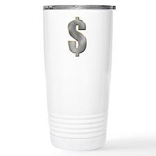 Big Money Stainless Steel Travel Mug
