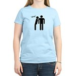 Drop Your Nose on 'Em Women's Light T-Shirt