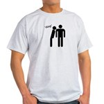 Drop your Nose on 'Em Men's Light T-Shirt