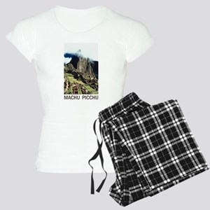 Machu Picchu Women's Light Pajamas