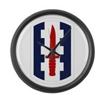 120th Infantry Bde Large Wall Clock