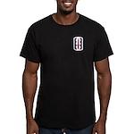 120th Infantry Bde Men's Fitted T-Shirt (dark)