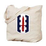 120th Infantry Bde Tote Bag