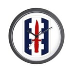 120th Infantry Bde Wall Clock