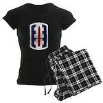 120th Infantry Bde Women's Dark Pajamas