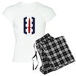 120th Infantry Bde Women's Light Pajamas