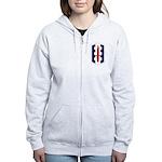 120th Infantry Bde Women's Zip Hoodie