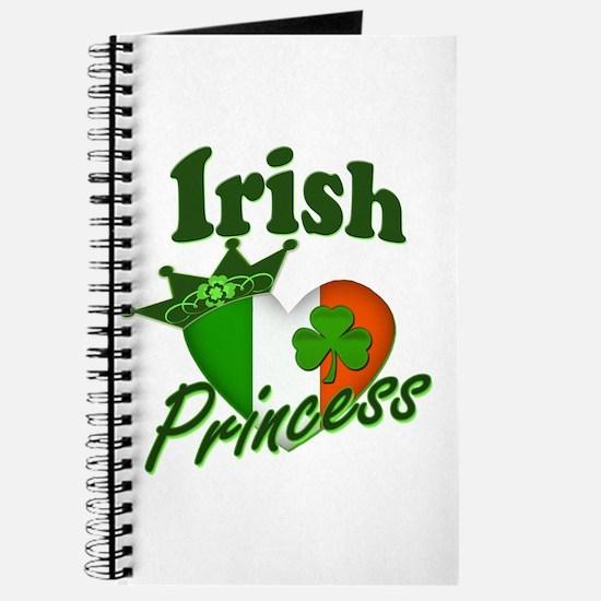 Irish Princess St. Patty's Day Journal