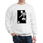 Soccer Silhouette Sweatshirt