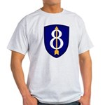 8th Infantry Light T-Shirt