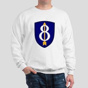 8th Infantry Sweatshirt