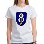 8th Infantry Women's T-Shirt