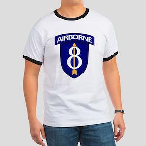 8th Infantry Airborne Ringer T
