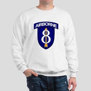 8th Infantry Airborne Sweatshirt