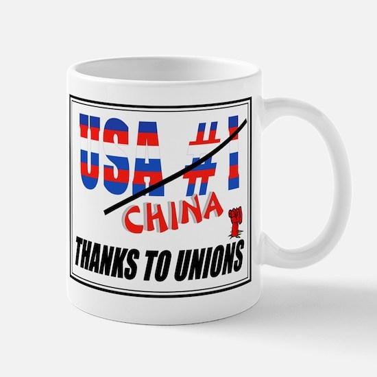 SUPPORT OPEN SHOPS Mug
