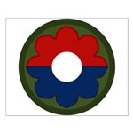 9th Infantry Small Poster