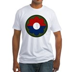 9th Infantry Fitted T-Shirt