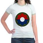 9th Infantry Jr. Ringer T-Shirt
