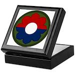 9th Infantry Keepsake Box
