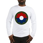 9th Infantry Long Sleeve T-Shirt