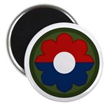 9th Infantry Magnet